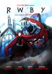 RWBY Volume 1 Poster (PRINT)