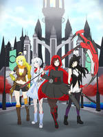 Rwby Volume 2 by shelbybl