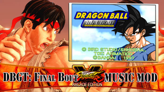 [MUSIC MOD] DRAGON BALL GT: FINAL BOUT SOUNDPACK