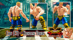 [MOD] CODY (C3) - WRESTLING THIGHS by DanteSDT