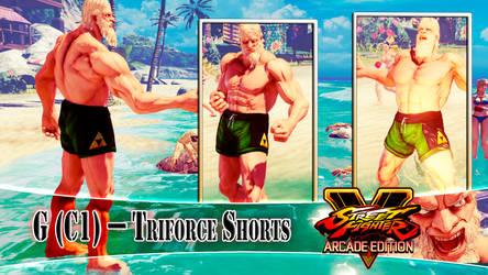 Street Fighter V Mods on StreetModders - DeviantArt