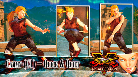 [MOD] CAMMY (C1) - QUICK and QUIET by DanteSDT