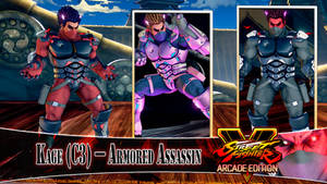 [MOD] KAGE (C3) - ARMORED ASSASSIN