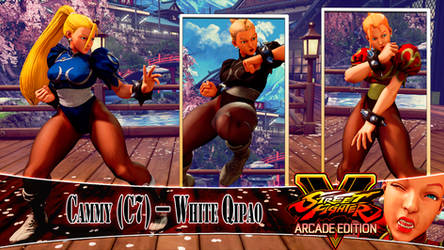 [MOD] CAMMY (C7) - WHITE QIPAO by DanteSDT
