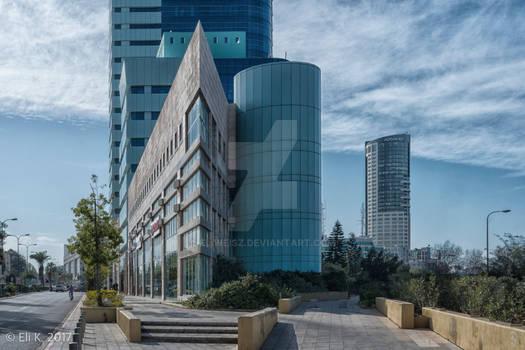 Toyota Building, Tel Aviv