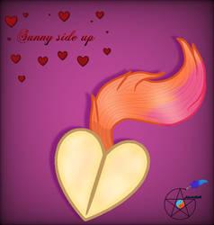 Heartbutt YCH - Sunny Ray by AzurasQuill
