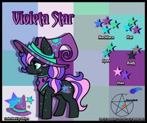 Violeta Star small ref