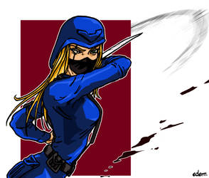 female Cobra trooper_7