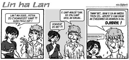 Lin ha Lan_Djibril by edern