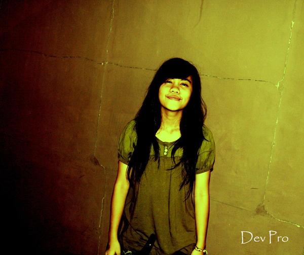 Simply smile by Deviena