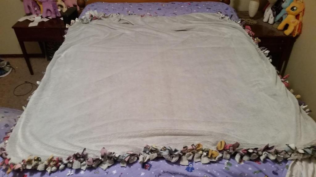 MLP Blanket side 2 by Chamoko