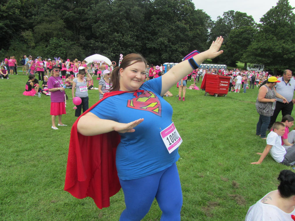Race for Life 2012 by Beccalicious
