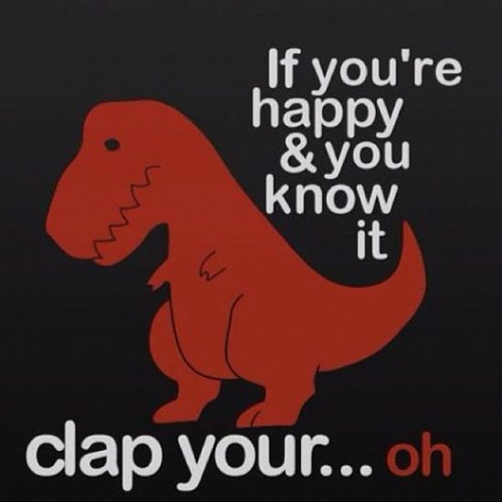 Funny Dinosaur Meme by Beccalicious