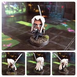 Sephiroth Miniature