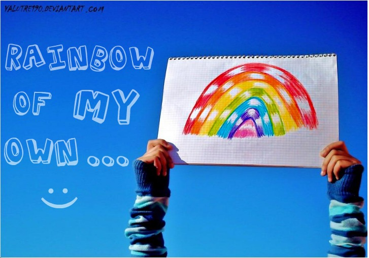 my own rainbow by yalutre190