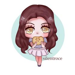 Little Bread Girl by silentroce