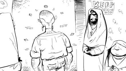 WTF Sketches 1 by croovman
