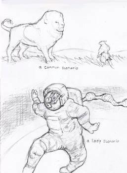 Rat-a-Sketch04: Rat Scenarios