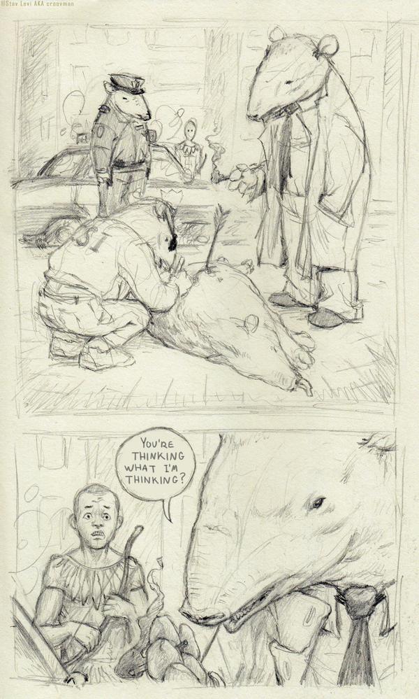 Tapir Files by croovman