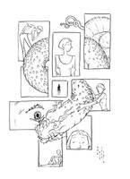 Inktober#15A - Vice Versa by croovman