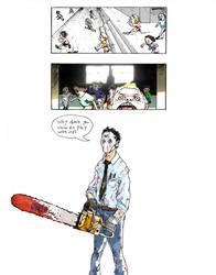Billy Earl comics by croovman