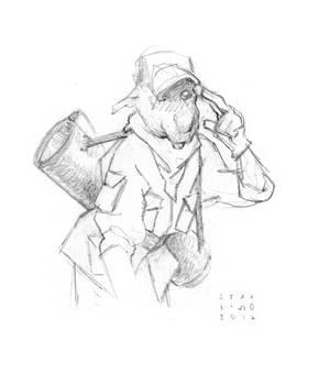 RATS! - Haal Serkonov