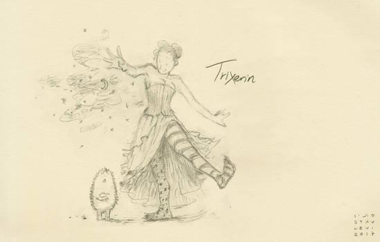 Trixters#12B - Trixerin