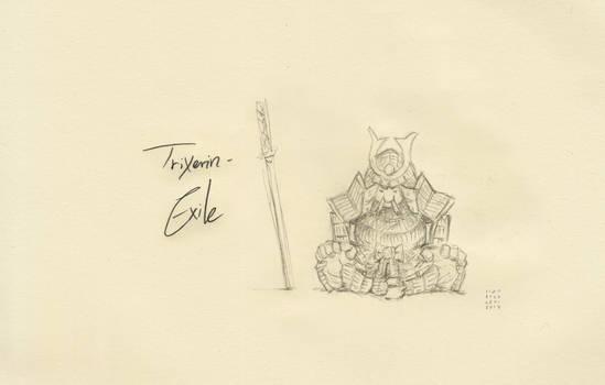 Trixters#8 - Exile