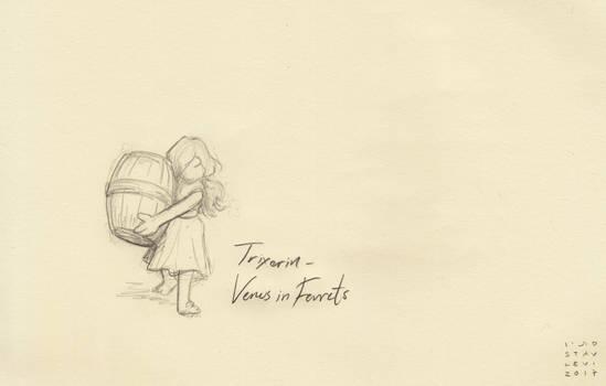 Trixters#1 - Venus in Ferrets