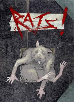 RATS cover sketch