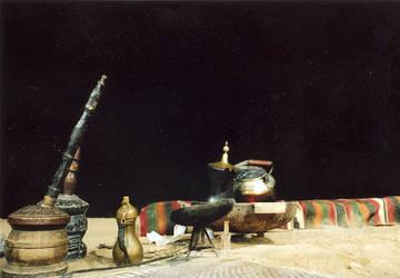Bedui Night by croovman