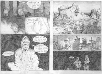 Intro comic ..right to left.. by croovman
