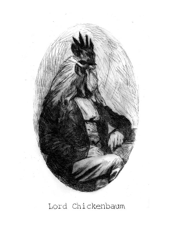 Sir Chickenbaum by croovman