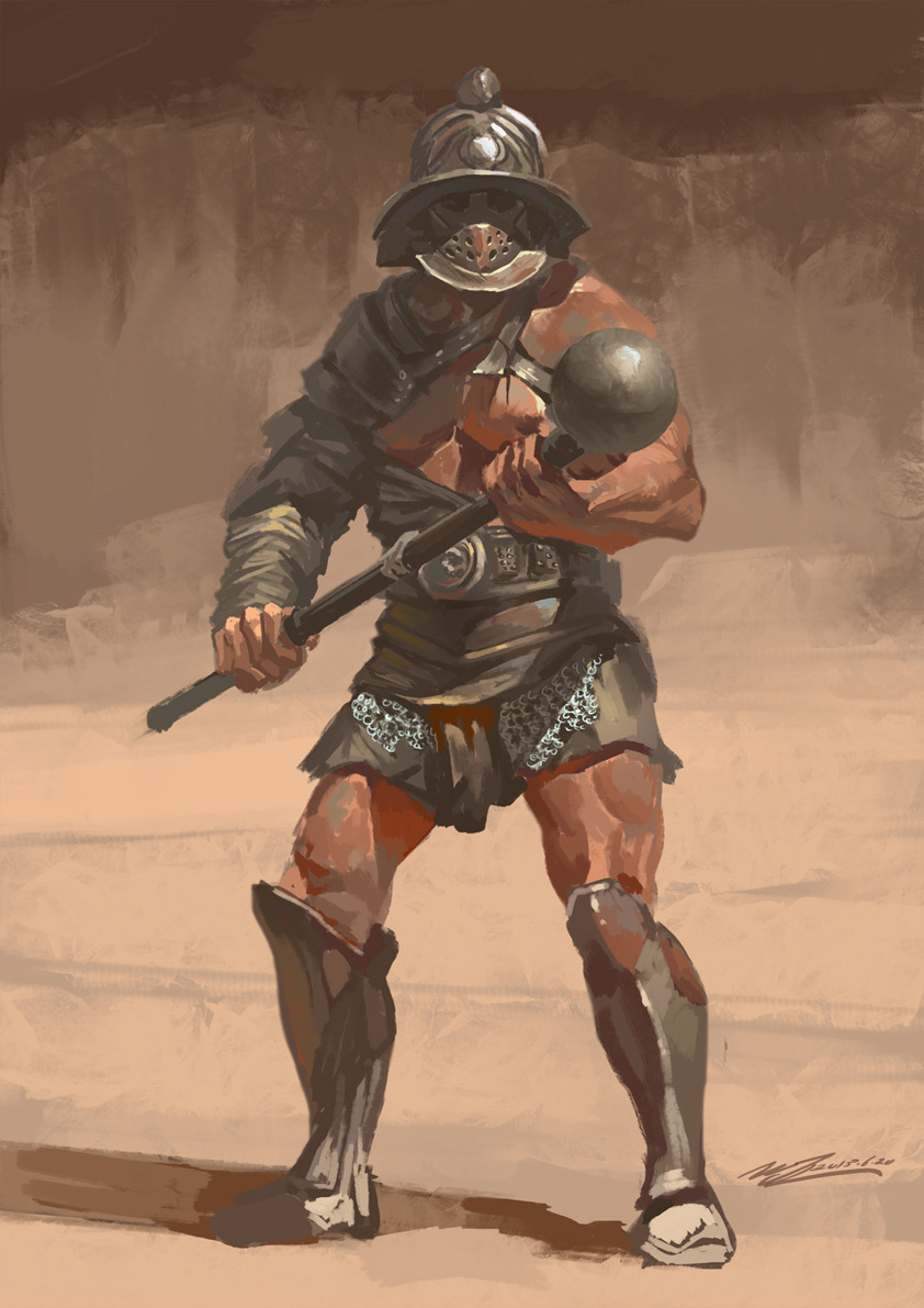 Gladiator By Junling On Deviantart HD Wallpapers Download free images and photos [musssic.tk]