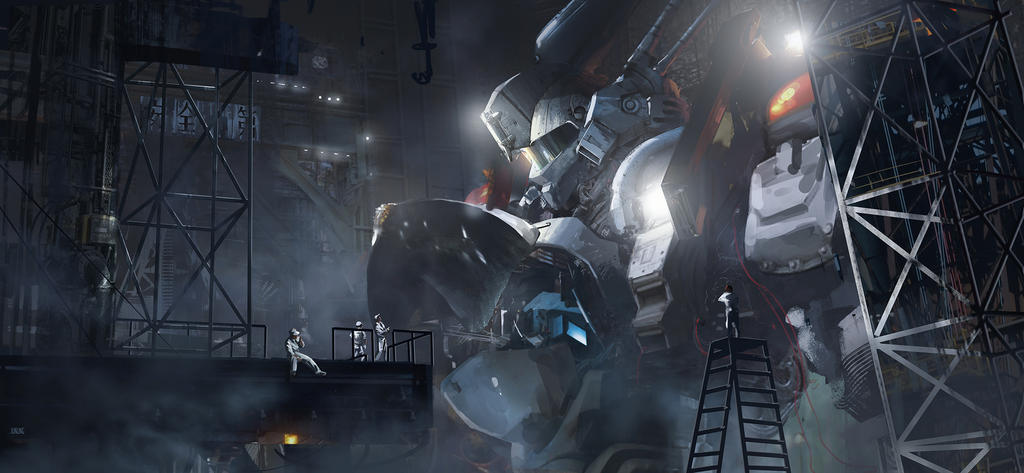 Patlabor by JUNLING
