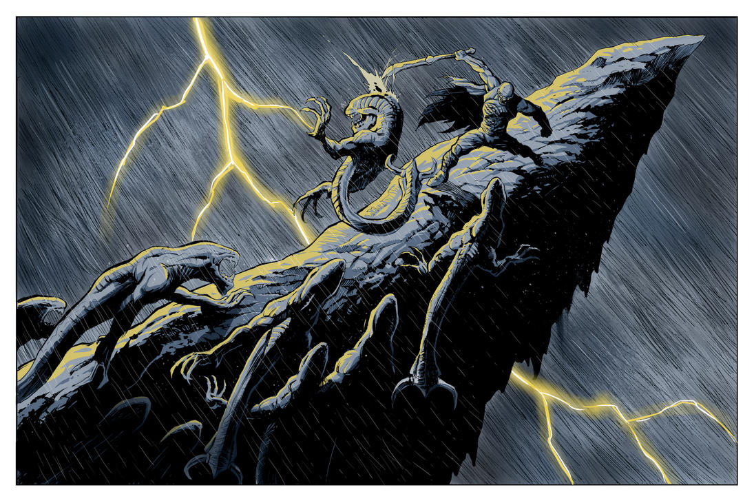 Riddick by Bobann