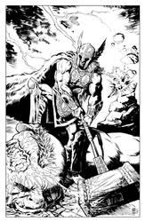 Thor! by Bobann