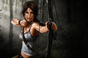 Tomb Raider Reboot by skribbliX
