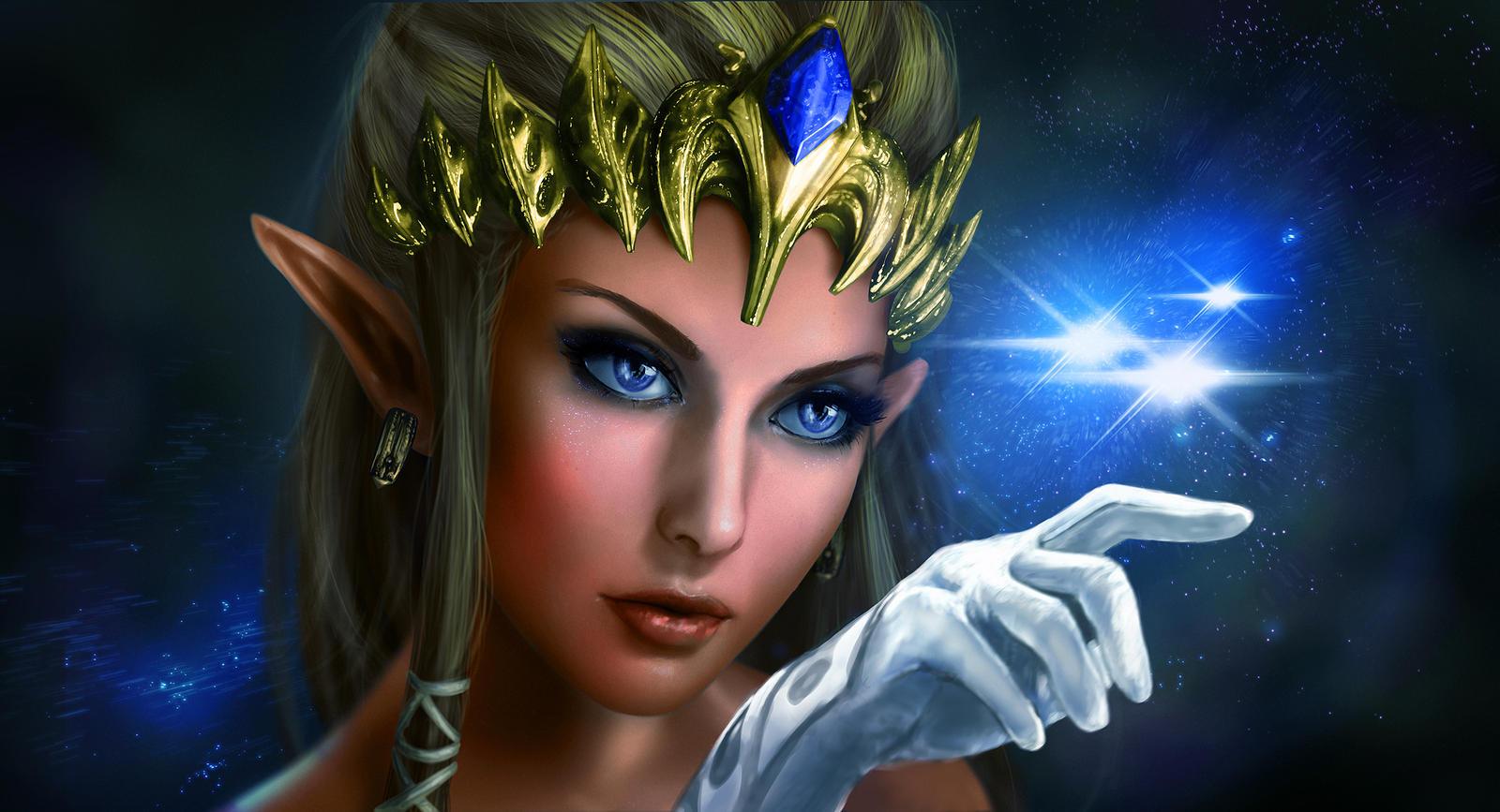 Zelda by skribbliX