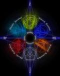 Interweaved Elemental Circle