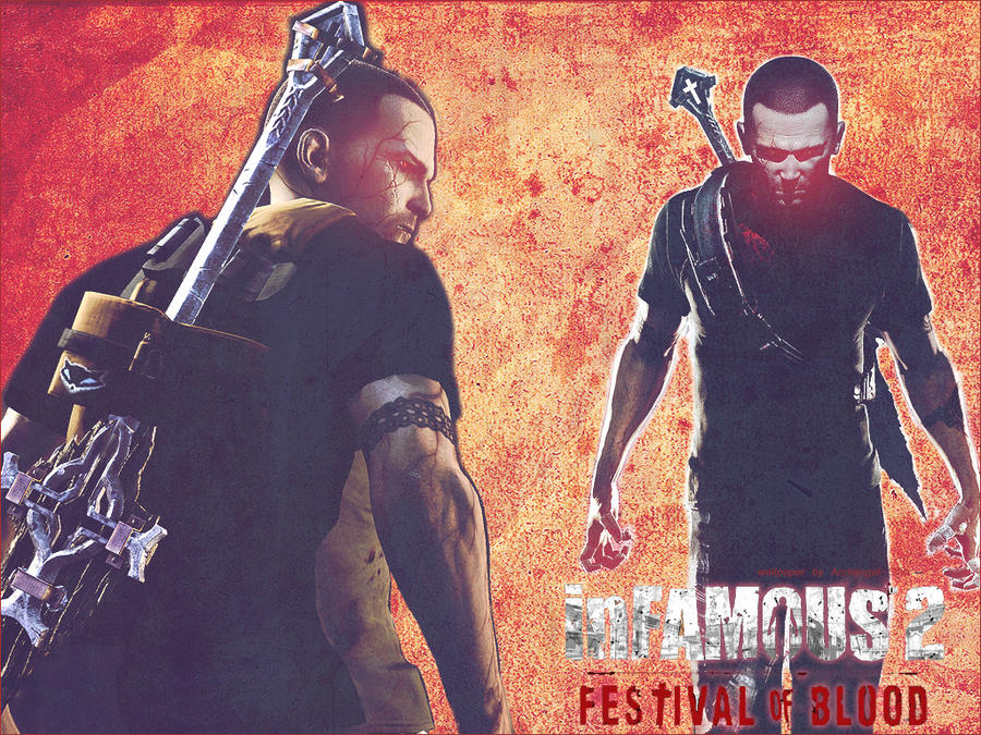 Infamous: festival of blood version for pc gamesknit.
