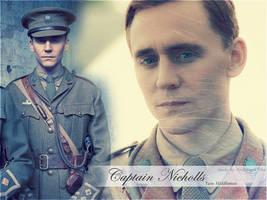 Captain Nicholls Wallpaper - War Horse by Archangel-Siha