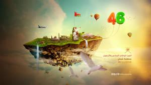 Oman 46 National Day