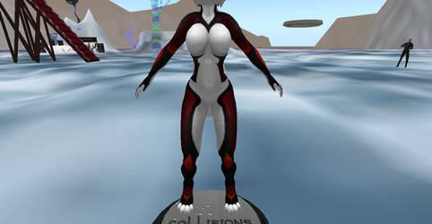 Body photo of Furry Avatar