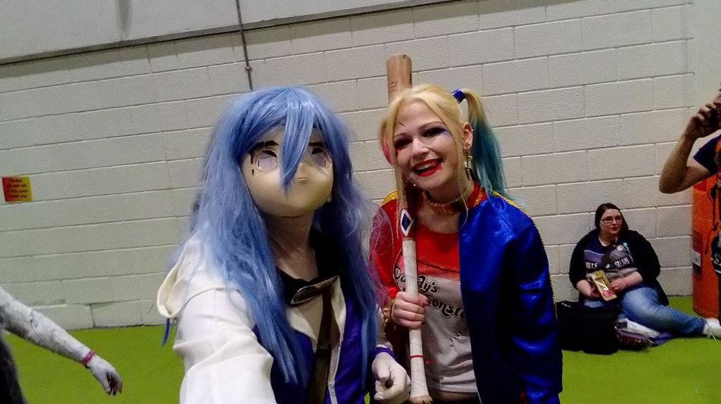 613d309da774 Kigurumi Selfie with Harley Quinn by Itachis-killer on DeviantArt