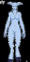 Draenei Female Base