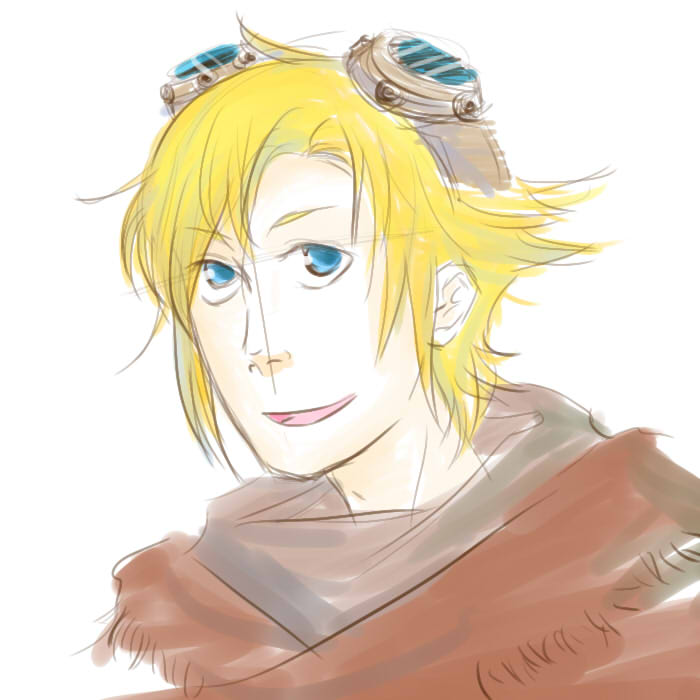 Ezreal Sketch Dump by currycannon