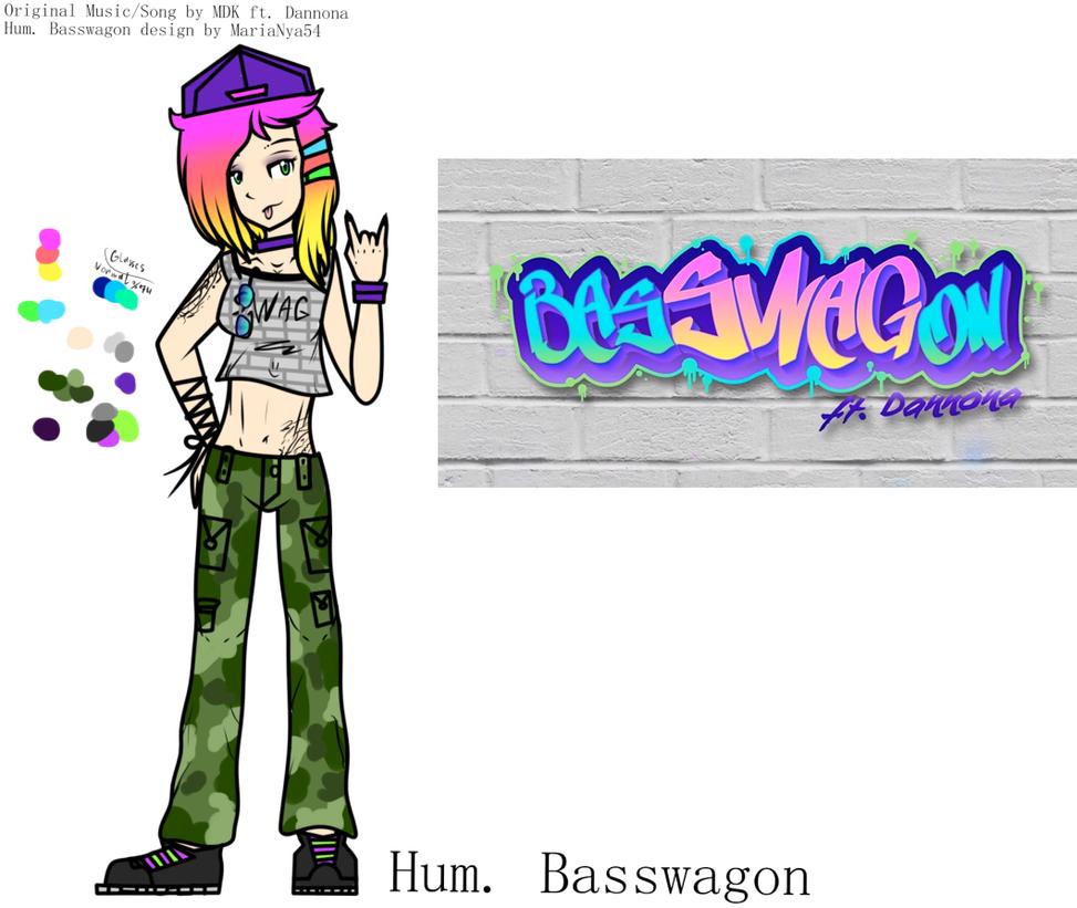 [HUM+REF] Hum. Basswagon by MariaNya54