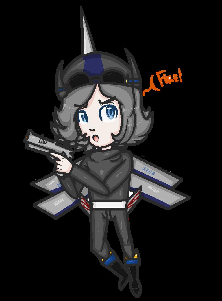 [HUM.] ''Fire!'' or just Hum. Grumman F-14 Tomcat by MariaNya54