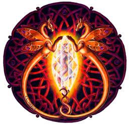 Dragon Jewel by khorah
